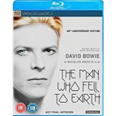 The Man Who Fell To Earth (40th Anniversary) [Blu-ray]